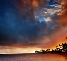 5:50 PM Kahala Time by Alex Preiss