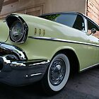 1957 Original Chevy Belair; Whittier, CA USA by leih2008