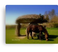 Spinster's Rock Canvas Print