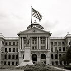 Lucas County Courthouse - Toledo Ohio by Joy Fitzhorn
