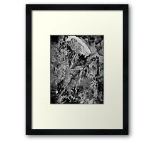 Attack of the Giant Mushrooms! Framed Print