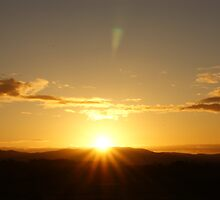 Mudgee Sunset by CleoJK
