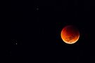 Total Lunar Eclipse by Jason Asher