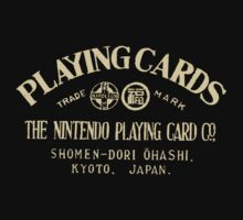 Nintendo Origins (Original) Kids Clothes