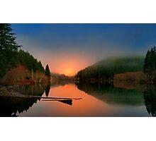 Horton Pond Photographic Print