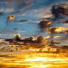 Gnarabup sunset by SUBI