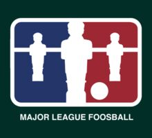 Major League Foosball (color) by bigjinks