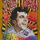 Ian Dury at the Avalon by threefishes