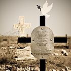 Farina Cemetery - South Australia by Stephen Permezel