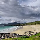 Horgabost Beach by jacqi