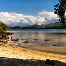 By Loch Morar by jacqi