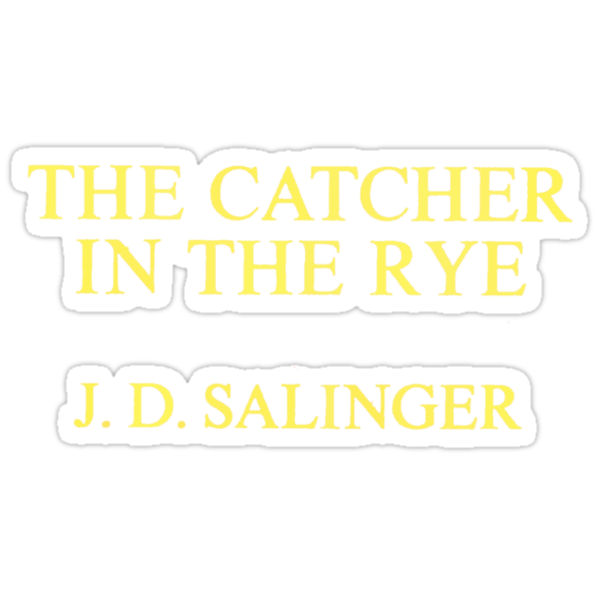 J.D. Salinger - Catcher In The Rye by Snufkin