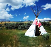 Tipi by Rachel Meyer
