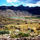 Lookout From Logan Mountain by Rachel Meyer