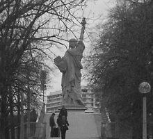 New York? No, Paris... by Anitajuli