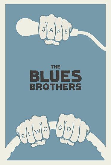 The Blues Brothers by Matt Owen
