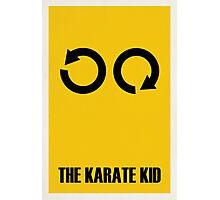 The Karate Kid Photographic Print