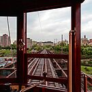 Streetcar Journey Over The High Level Bridge by JCBimages