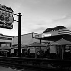 Cruisers Cafe, route 66, Williams AZ by raceman