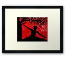 Yogini Framed Print