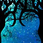 Astrolotree Series - Pisces by JennyLeeWright