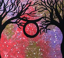 Astrolotree Series - Taurus by JennyLeeWright