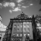 The Vanderbilt Gate - Central Park - New York City by Vivienne Gucwa