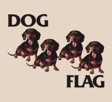 Dog Flag T-Shirt
