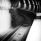 Underground by James  Birkbeck