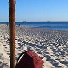 Beach Bag One by Robert Phillips