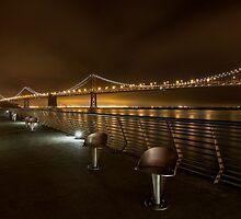 Pier View by Leasha Hooker