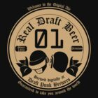 Draft Punk Beer by Blayde