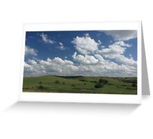 Where Heaven and Earth Meet - Second in Series Greeting Card