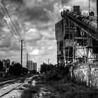 Cement Plant by njordphoto