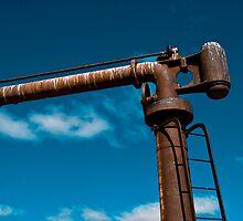 Standpipe - Farina, South Australia by Stephen Permezel