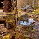 Noah Ogle cabin by JHRphotoART