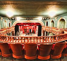 La Rita Theatre by Sherry Adkins
