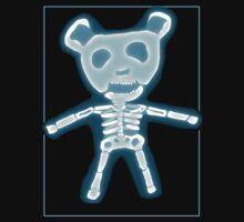 X-Ray Teddy by Michael Alesich