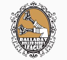 Ballarat Roller Derby League T-Shirt