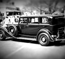1934, Model 1102, Seven Passenger Sedan by Dean Wiles