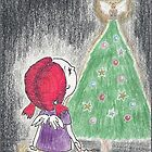 I want to be a Christmas Angel..... by Jellyscuds