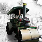 Steam Roller by hootonles