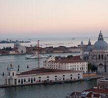 Dusk Over Venice by daphsam