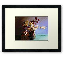 Still Life with Shell Framed Print