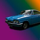 Ford Capri by Aggpup