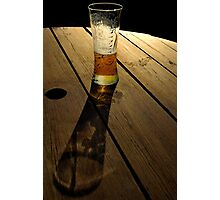 Long Tall Glass. Photographic Print