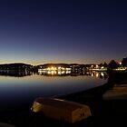 Peace - Belmont Bay  by Park Lane  Photography