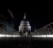 St Paul's by Adam Dorman