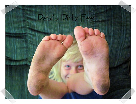 Desi's Dirty Feet.... by teresa731