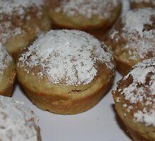 Brown Shooga Muffins by Jordan  Massanet